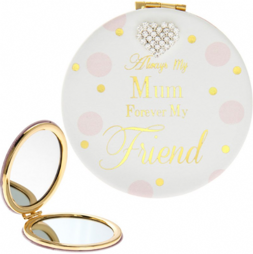 MAD DOTS MUM COMPACT MIRROR gift